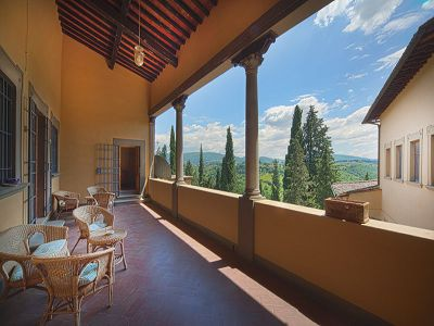 Image 9 | Fabulous Castle / Villa near to Florence in Tuscany for Sale with Boutique Hotel Opportunities  188284