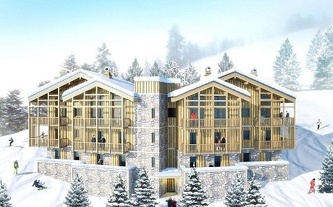 4 bedroom ski chalet for sale, Courchevel, Savoie, Rhone-Alpes