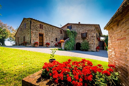 6 bedroom farmhouse for sale, Montecerboli, Pisa, Tuscany