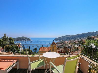 3 bedroom penthouse for sale, Villefranche, Provence French Riviera