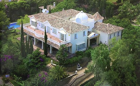 6 bedroom villa for sale, Sierra Blanca, Marbella Golden Mile, Malaga Costa del Sol