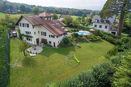 8 bedroom house for sale, Talloires, Haute-Savoie, Lake Annecy