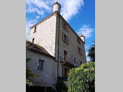 Image 1 | 6 bedroom French chateau for sale, St Antonin Noble Val, Tarn-et-Garonne, Midi-Pyrenees 193872