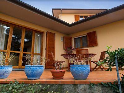 Image 3 | 5 bedroom villa for sale, Castiglioncello, Livorno, Tuscany 194061