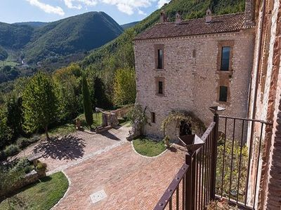 Image 11 | Magnificent renovated former abbey with various apartments for sale in Rieti  194139