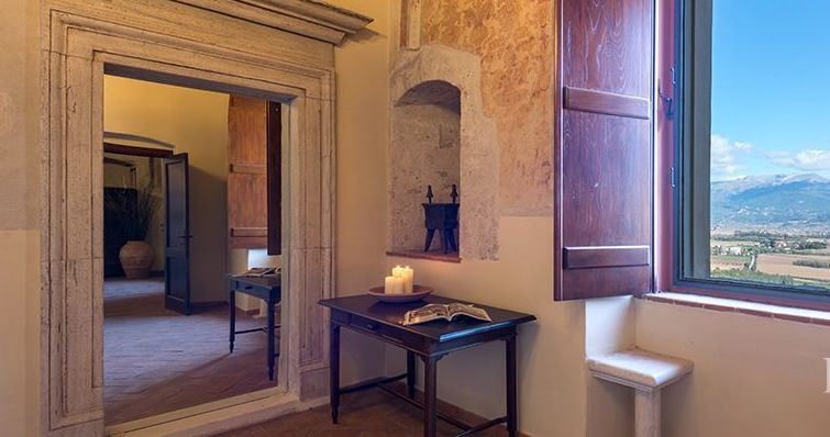 Image 18 | Magnificent renovated former abbey with various apartments for sale in Rieti  194139