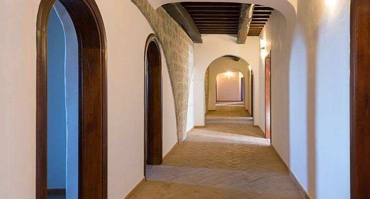 Image 21 | Magnificent renovated former abbey with various apartments for sale in Rieti  194139