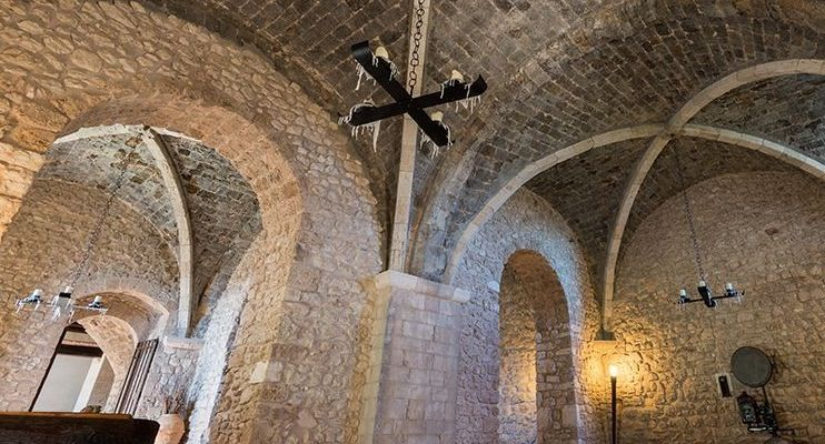 Image 24 | Magnificent renovated former abbey with various apartments for sale in Rieti  194139
