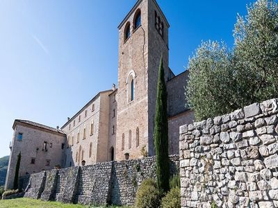 Image 8 | Magnificent renovated former abbey with various apartments for sale in Rieti  194139
