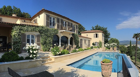 4 bedroom house for sale, Gassin, St Tropez, French Riviera