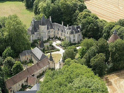 Image 16 | Delightful French Chateau for Sale  with Boutique Hotel Possibilities under 2 Hours from Paris 194772