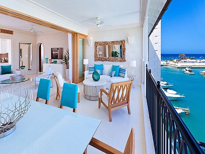 Image 9 | 3 bedroom penthouse for sale, Port Ferdinand Marina, St Peter, Saint Peter 194894