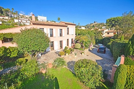 3 bedroom villa for sale, Vallauris, Antibes Juan les Pins, Provence French Riviera