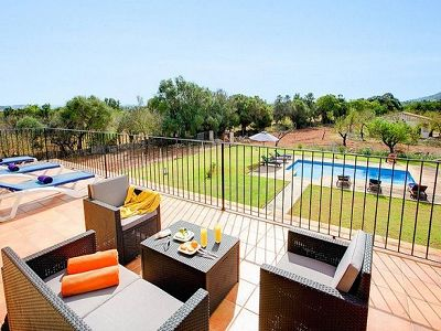 Image 3 | 3 bedroom villa for sale, Buger, Mallorca 195383