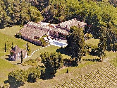 8 bedroom manor house for sale, Monsegur, Gironde, Aquitaine