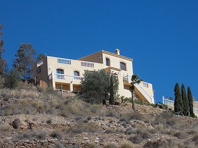 3 bedroom villa for sale, Bedar, Almeria Costa Almeria, Andalucia