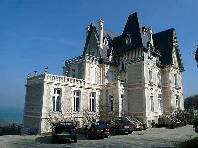 9 bedroom French chateau for sale, Deauville, Calvados, Lower Normandy