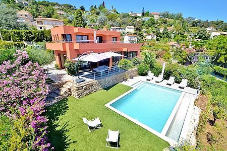 5 bedroom villa for sale, Golfe Juan, Antibes Juan les Pins, Provence French Riviera