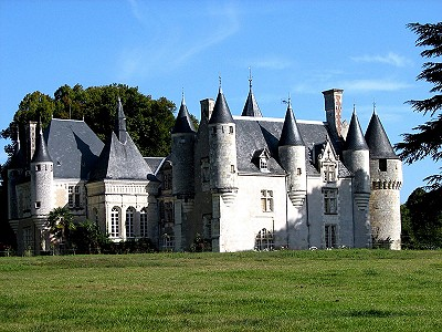 8 bedroom French chateau for sale, Loches, Touraine, Indre-et-Loire, Loire Valley