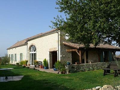 5 bedroom farmhouse for sale, Pellegrue, Gironde, Aquitaine