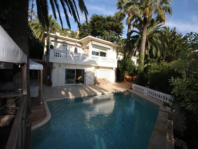 Image 1 | 3 bedroom villa for sale, Le Cannet, Cannes, Provence French Riviera 195882