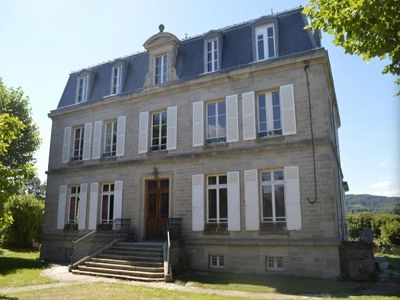 Charming mansion for sale in the Limousin with over 20 hectares of grounds of the edge of a hamlet