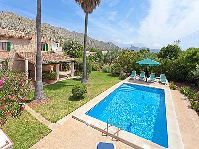 3 bedroom villa for sale, Pollensa, Pollenca, Mallorca