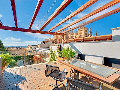 Image 1 | 8 bedroom townhouse for sale, Palma, Mallorca 195956