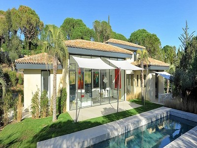 Image 4 | 6 bedroom villa for sale, Ramatuelle, St Tropez, Provence French Riviera 195963