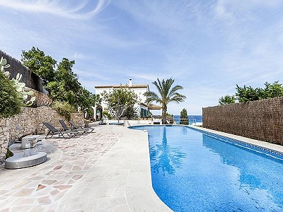 Image 1 | 9 bedroom villa for sale, Cala San Vicente, Alcudia, Mallorca 196003