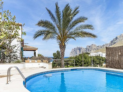 Image 3 | 9 bedroom villa for sale, Cala San Vicente, Alcudia, Mallorca 196003