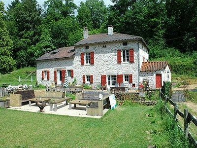 11 bedroom mill for sale, Marval, Haute-Vienne, Limousin