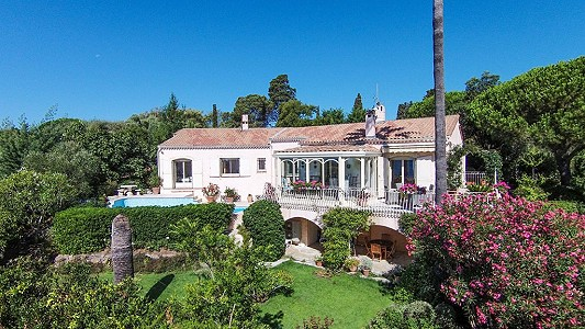 4 bedroom villa for sale, Vallauris, Antibes Juan les Pins, Provence French Riviera