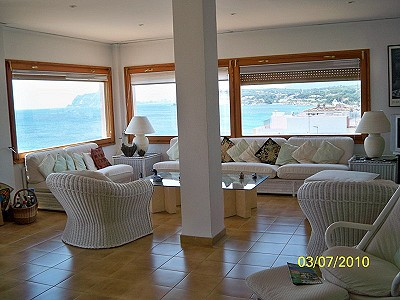 4 bedroom apartment for sale, Club Nautico de Moraira, Moraira, Alicante Costa Blanca, Valencia