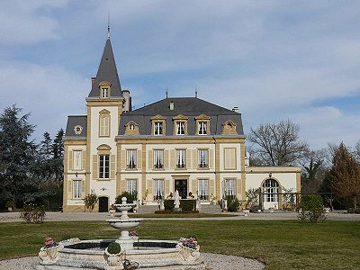 7 bedroom French chateau for sale, Toulouse, Haute-Garonne, Midi-Pyrenees