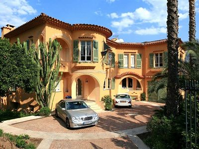 7 bedroom villa for sale, Villefranche, Provence French Riviera