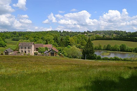 7 bedroom farmhouse for sale, Coussac Bonneval, Haute-Vienne, Limousin