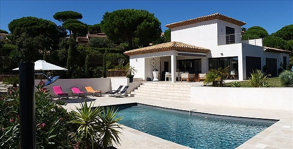 4 bedroom house for sale, Sainte Maxime, Provence French Riviera