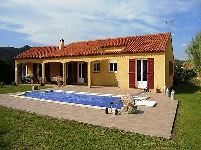 4 bedroom house for sale, Rodes village, Perpignan, Pyrenees-Orientales, Languedoc-Roussillon