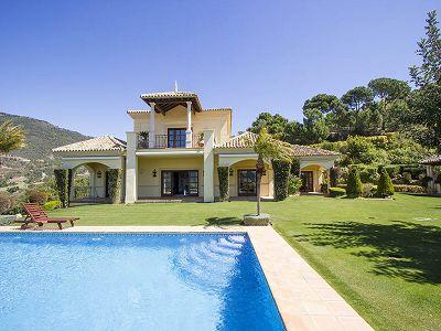 4 bedroom villa for sale, La Zagaleta, Benahavis, Malaga Costa del Sol, Andalucia