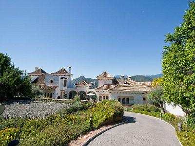 8 bedroom villa for sale, La Zagaleta, Benahavis, Malaga Costa del Sol, Andalucia