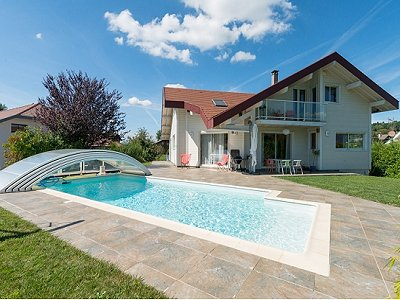 6 bedroom house for sale, Saint Martin Bellevue, Haute-Savoie, Lake Annecy