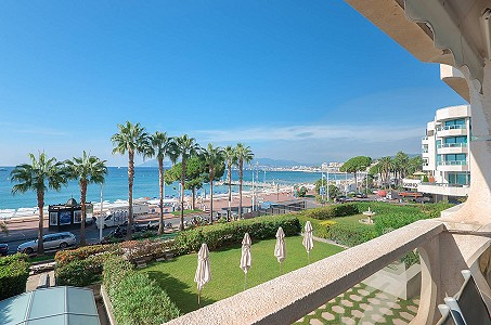 3 bedroom apartment for sale, Croisette, Cannes, Provence French Riviera