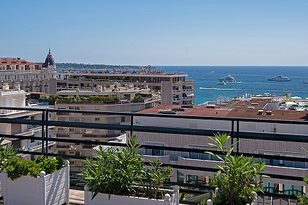 3 bedroom penthouse for sale, Banane, Cannes, Provence French Riviera