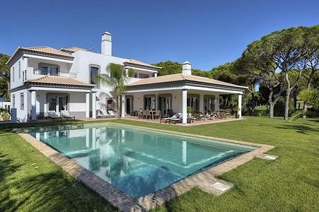 4 bedroom villa for sale, Vila Sol, Vilamoura, Algarve
