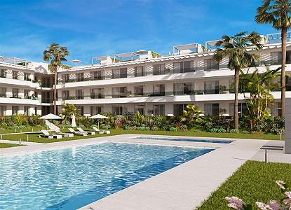 4 bedroom apartment for sale, Bel Air, Estepona, Malaga Costa del Sol, Andalucia