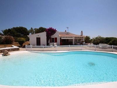 4 bedroom villa for sale, Cap D'en Font, Sant Lluis, Menorca
