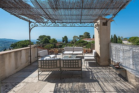 4 bedroom house for sale, Mougins, Provence French Riviera