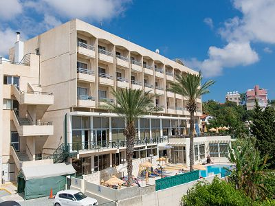 Attractive Hotel and Business Opportunity  with 76 Bedroom Suites and 13 shop units in Paphos, Cyprus
