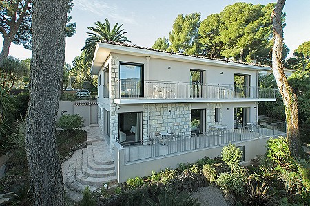 4 bedroom villa for sale, Roquebrune Cap Martin, French Riviera